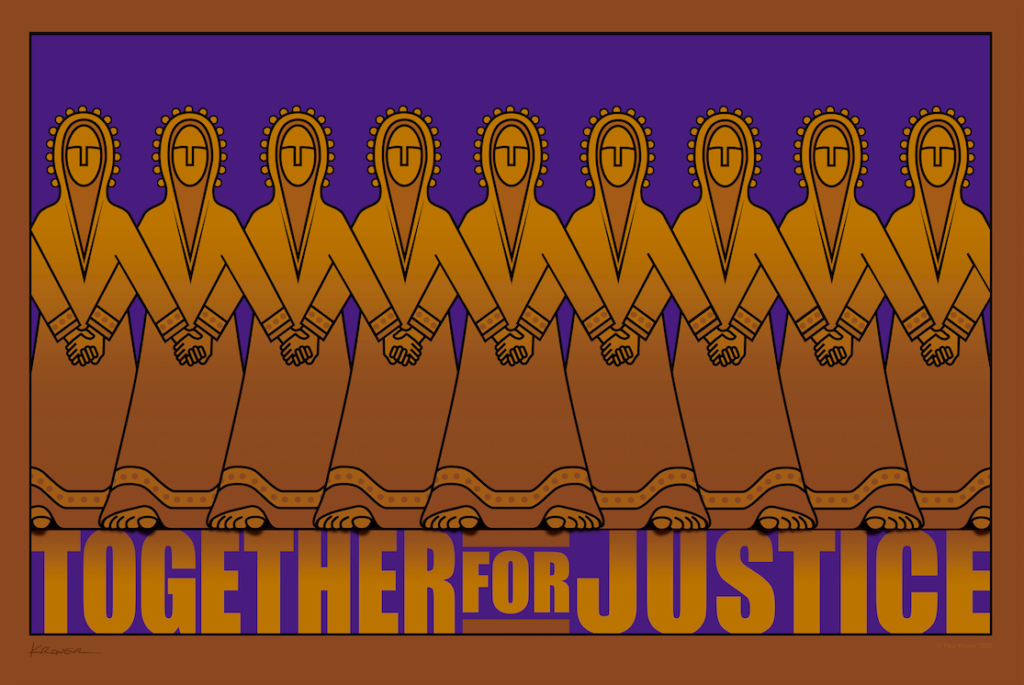 "Paul Kroner ""Together For Justice"""